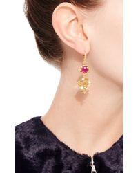 Sharon Khazzam | Multicolor Bay Earrings | Lyst