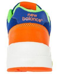 New Balance - Blue The Neon Light 580 Sneaker for Men - Lyst