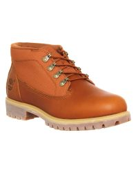 Timberland - Brown Campsite Chukka Boots Exclusive for Men - Lyst