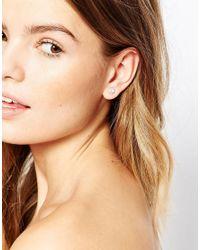 Lipsy - Pink Pastel Multipack Earrings - Lyst