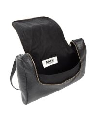 MM6 by Maison Martin Margiela - Black Cross-body Bag - Lyst
