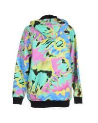Love Moschino | Green Sweatshirt for Men | Lyst