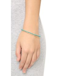 Astley Clarke | Blue Turquoise Moon Biography Bracelet - Turquoise | Lyst