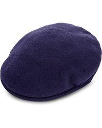 Kangol | Blue 507 Seamless Wool Flat Cap, Men's, Size: Xl, Atlantis for Men | Lyst