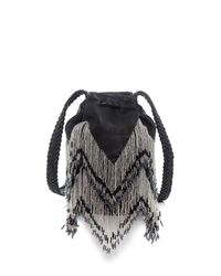 En Shalla | Black Cross-body Bag | Lyst