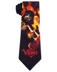 Star Wars   Black Darth Vader's Force Tie for Men   Lyst