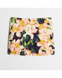 """J.Crew - Multicolor Factory 5"""" Printed Stretch Chino Short - Lyst"""