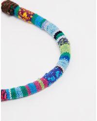 Polo Ralph Lauren | Blue Aztec Bracelet for Men | Lyst