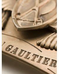 Jean Paul Gaultier | Metallic Wing Scissors Pendant Necklace | Lyst