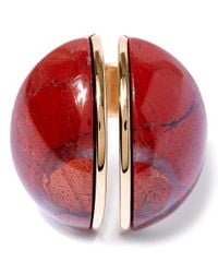 Chloé | Red Ellie Oversized Ring | Lyst