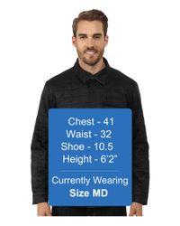 Icebreaker | Black Helix Long Sleeve Shirt for Men | Lyst