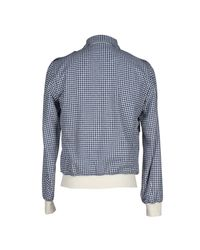 Mauro Grifoni | Blue Jacket for Men | Lyst