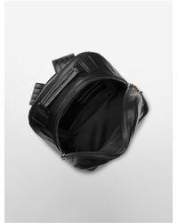 Calvin Klein | Black Jeans Minimal Backpack | Lyst