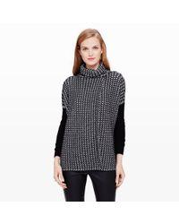 Club Monaco - Gray Micaila Cashmere Sweater - Lyst