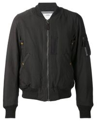 Visvim | Black 'thorson' Jacket for Men | Lyst