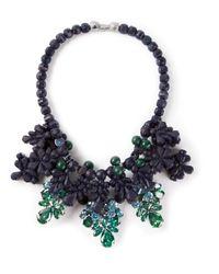 EK Thongprasert | Purple 'Brookin' Necklace | Lyst