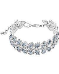 Swarovski | Blue Baron Bracelet | Lyst