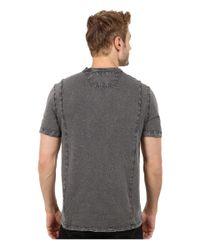 Calvin Klein Jeans   White Short Sleeve Wash Story V-neck for Men   Lyst