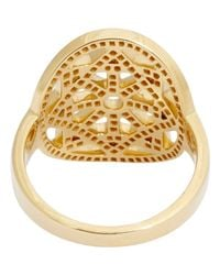 Pamela Love | Metallic Arch Ring | Lyst