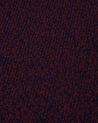 Ted Baker - Red Spoktan Cable Knit Jumper for Men - Lyst