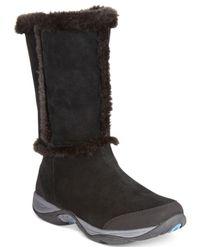 Easy Spirit | Black Elk Cold Weather Boots | Lyst