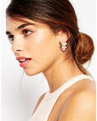 ASOS | Multicolor Colour Pop Occasion Swing Earrings | Lyst
