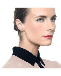 Lulu Frost | Metallic Code 18Kt Wing Earring | Lyst