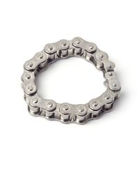 Cheap Monday | Metallic Bike Bracelet for Men | Lyst