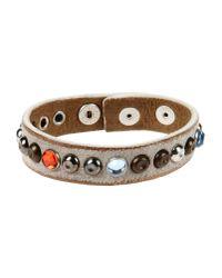 Isabel Marant | Gray Bracelet | Lyst
