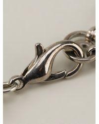 Vickisarge - Metallic 'Speakeasy' Necklace - Lyst
