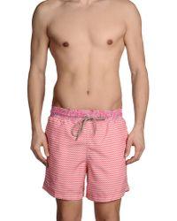 Maaji - Purple Swimming Trunk for Men - Lyst