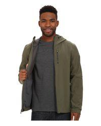 Spyder | Green Patsch Soft Shell Jacket for Men | Lyst