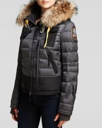 Parajumpers. Women's Black Jacket Third Skimaster