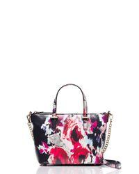 Kate Spade | Multicolor Cedar Street Hazy Floral Harmony Crossbody | Lyst