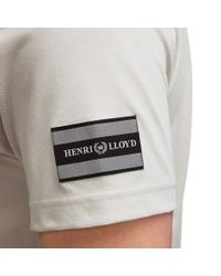 Henri Lloyd   Metallic Spirit Regular Tee for Men   Lyst