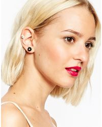 ASOS | Multicolor Limited Edition Flower Anywhere Ear Cuff Pack | Lyst