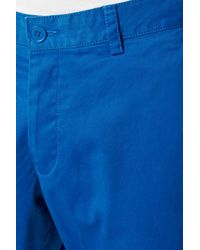French Connection - Blue W15 Machine Gun Stretch Kr Slm for Men - Lyst