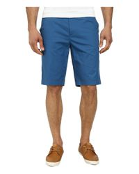 Calvin Klein | Blue Chino Walking Shorts for Men | Lyst