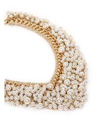 Venessa Arizaga | Metallic 'dancing Queen' Necklace | Lyst