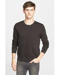 BLK DNM - Black Crewneck Sweatshirt for Men - Lyst