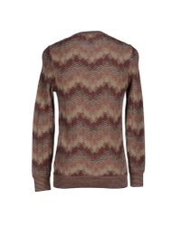 Missoni - Red Sweater for Men - Lyst