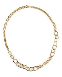 Gerard Yosca | Metallic Chain Necklace | Lyst