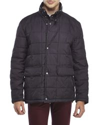Cole Haan | Black Box Quilted Jacket for Men | Lyst