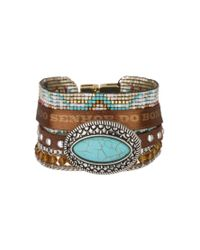 Hipanema | Blue Bracelet | Lyst