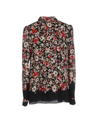 Dolce & Gabbana - Black Long Sleeve Shirt - Lyst
