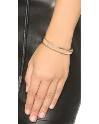 Vita Fede - Pink Pila Two Tone Bracelet - Lyst