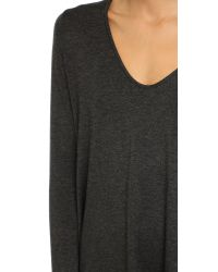 Riller & Fount - Gray Milly Tunic Dress - Lyst