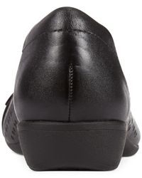 Clarks | Black Collection Women's Propose Band Flats | Lyst