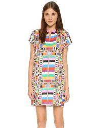 Mara Hoffman - Multicolor Tunic Dress - Lyst