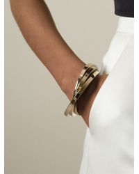DSquared² - Metallic Multiple Bangles - Lyst
